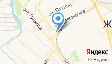 Канцмаркет на карте