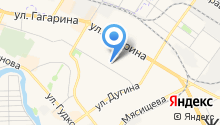 Жуковская детская школа искусств на карте