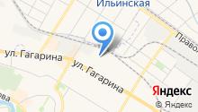 Мировые судьи Жуковского района на карте