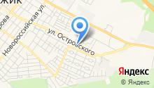 Оконно-роллетный центр на карте