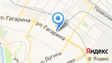 MRV на карте