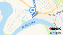 Жуковский водно-спортивный клуб на карте