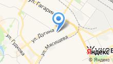 Жуковский наркологический и психотерапевтический диспансер на карте