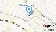 Почтовое отделение №140184 на карте