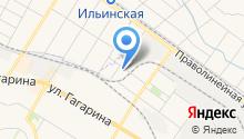 Сердце Московии на карте
