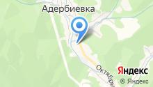 Почтовое отделение №493 на карте