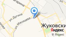 Джаст-Москва на карте