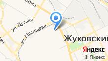 МОРОФСС на карте