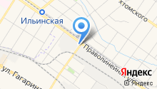Нестле Россия на карте