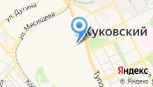 ПИЦ, ФГУП на карте