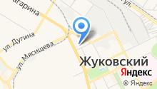Отдел МВД России по г. Жуковский на карте
