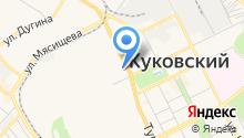 НИИ Приборостроения им. В.В. Тихомирова на карте