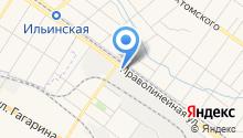 Магазин сантехники на Заводской на карте