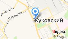 Интер-Юст на карте