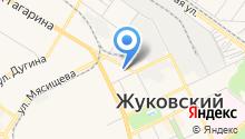 Ветеринарная клиника Жуковский - Вызов на дом круглосуточно! Диагностика, УЗИ! на карте