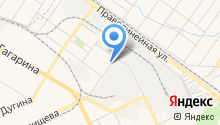 Уголовно-исполнительная инспекция Управления ФСИН России по Московской области на карте