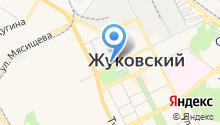 Молодежный Совет при Главе городского округа Жуковский на карте