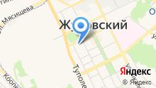 Национальный центр доставки на карте