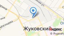 Интелприбор на карте