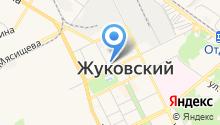 Жуковский индустриально-экономический техникум на карте