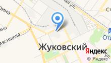 Продуктовый магазин на Энергетической на карте