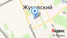Мега НК на карте