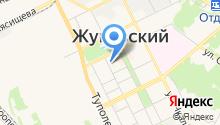 РОСТ БАНК на карте