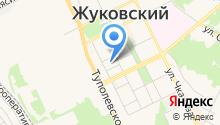 Гимназия №1 на карте