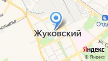 Газмашпроект на карте