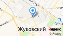 Кирпичный Дворик на карте