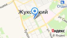 Магазин чая на карте