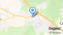 Межрайонный регистрационно-экзаменационный отдел №3 ГИБДД на карте