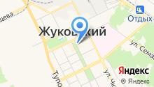 Авиационное ФГУП МЧС России на карте