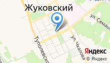 Жуковская Стоматологическая Поликлиника, ГБУЗ на карте