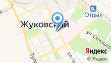 Адвокатский кабинет Новикова В.В. на карте