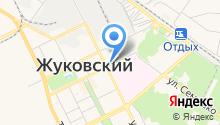 Мастерская по ремонту часов на ул. Фрунзе на карте