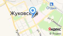 РТВ-Подмосковье на карте