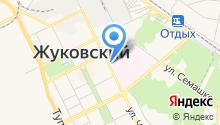Магазин женской одежды и кожгалантереи на ул. Чкалова на карте