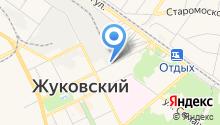 Жуковская-Электросеть на карте