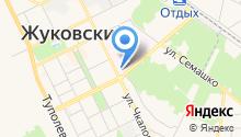 Курсы для беременных при ЖК ГКБ города Жуковского - Подготовка к родам в Жуковском на карте