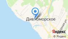 Иованна на карте