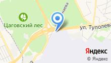Авиакомплекс им. С.В. Ильюшина на карте