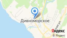 Paradise на карте
