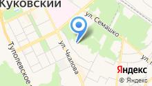 Кубик.ru на карте