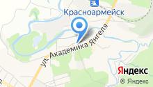 Пушкинский отдел Управления Федеральной службы государственной регистрации на карте