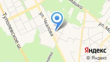 Прогтех, ЗАО на карте
