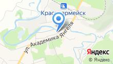 Администрация городского округа Красноармейск на карте