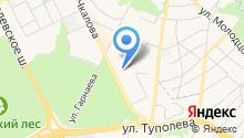 Жуковская детская школа искусств №2 на карте