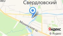 «Вековой Дом» на карте
