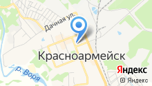 Диалог-Красноармейск на карте
